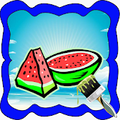 Download Watermelon Family Cartoon APK on PC