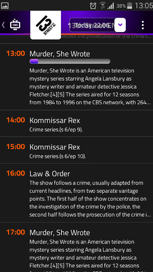 TV Guide TIVIKO - EU Screenshot 5