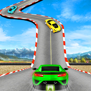 Crazy Car Impossible Track Racing Simulator For PC / Windows 7/8/10 / Mac – Free Download