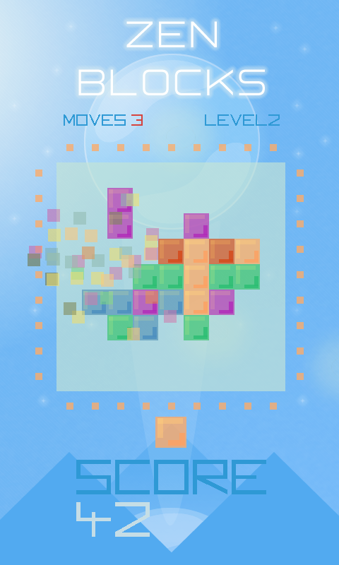 Zen Blocks: Pro Puzzle Edition Screenshot 3
