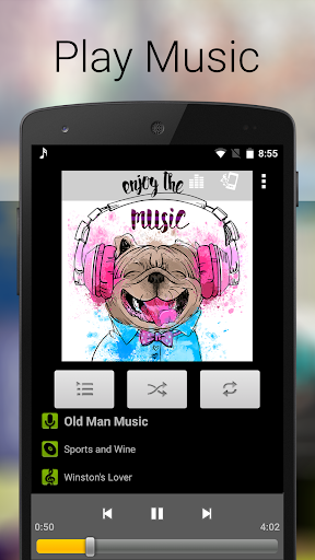 Music Player screenshot 2