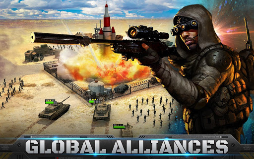 Mobile Strike screenshot 10