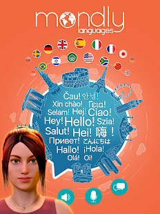 App Learn languages Free - Mondly APK for Windows Phone
