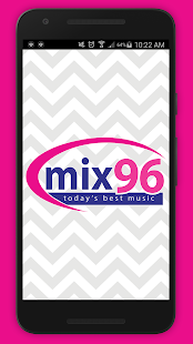 Tulsa's Mix 96 - screenshot