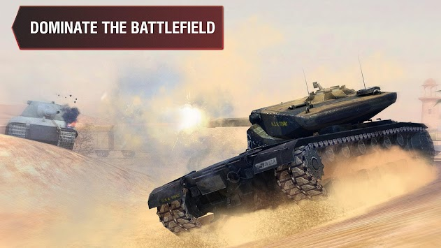 World Of Tanks Blitz By Wargaming Group APK screenshot thumbnail 2