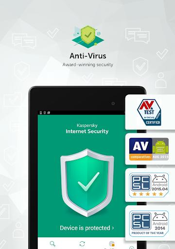 Kaspersky Mobile Antivirus: AppLock & Web Security screenshot 13