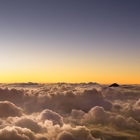 by Luis Cabarrus - Landscapes Cloud Formations