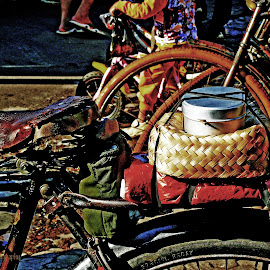 sangu by Noe Groho Abksn - Transportation Bicycles