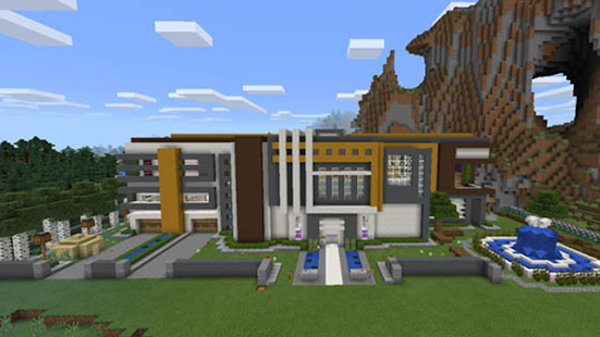 App Super Mansion map for MCPE apk for kindle fire