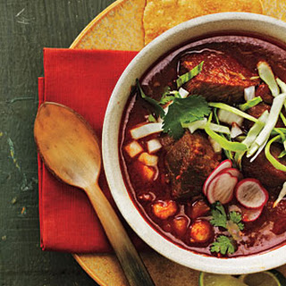 Toasted Guajillo and Pork Posole