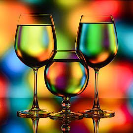 by Rakesh Syal - Artistic Objects Glass