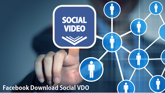 Facebook VDO Social Download - screenshot