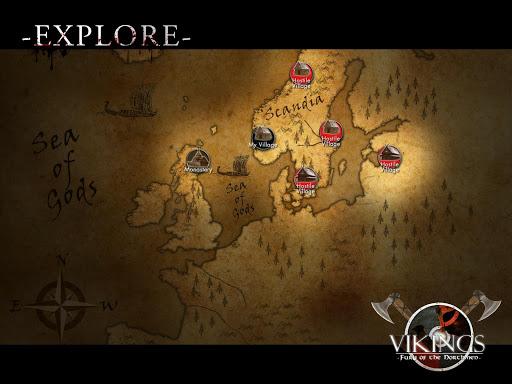 Vikings Fury of the Northmen - screenshot