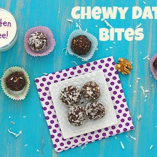 Chewy Date Bites