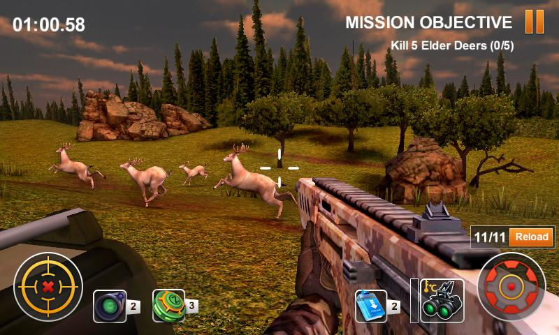 Hunting Safari 3D Screenshot 10