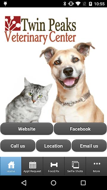 Twin Peaks Veterinary Center screenshots