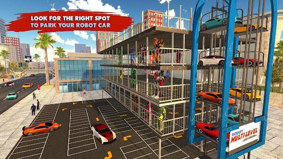 Multi Level Smart Car Parking Mania: Parking Games