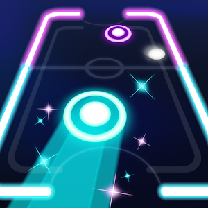 Neon Hockey For PC / Windows 7/8/10 / Mac – Free Download