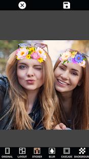 Foto-Editor - Foto-Effekt-Filter-Aufkleber android apps download