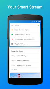 Yahoo Aviate Launcher Screenshot