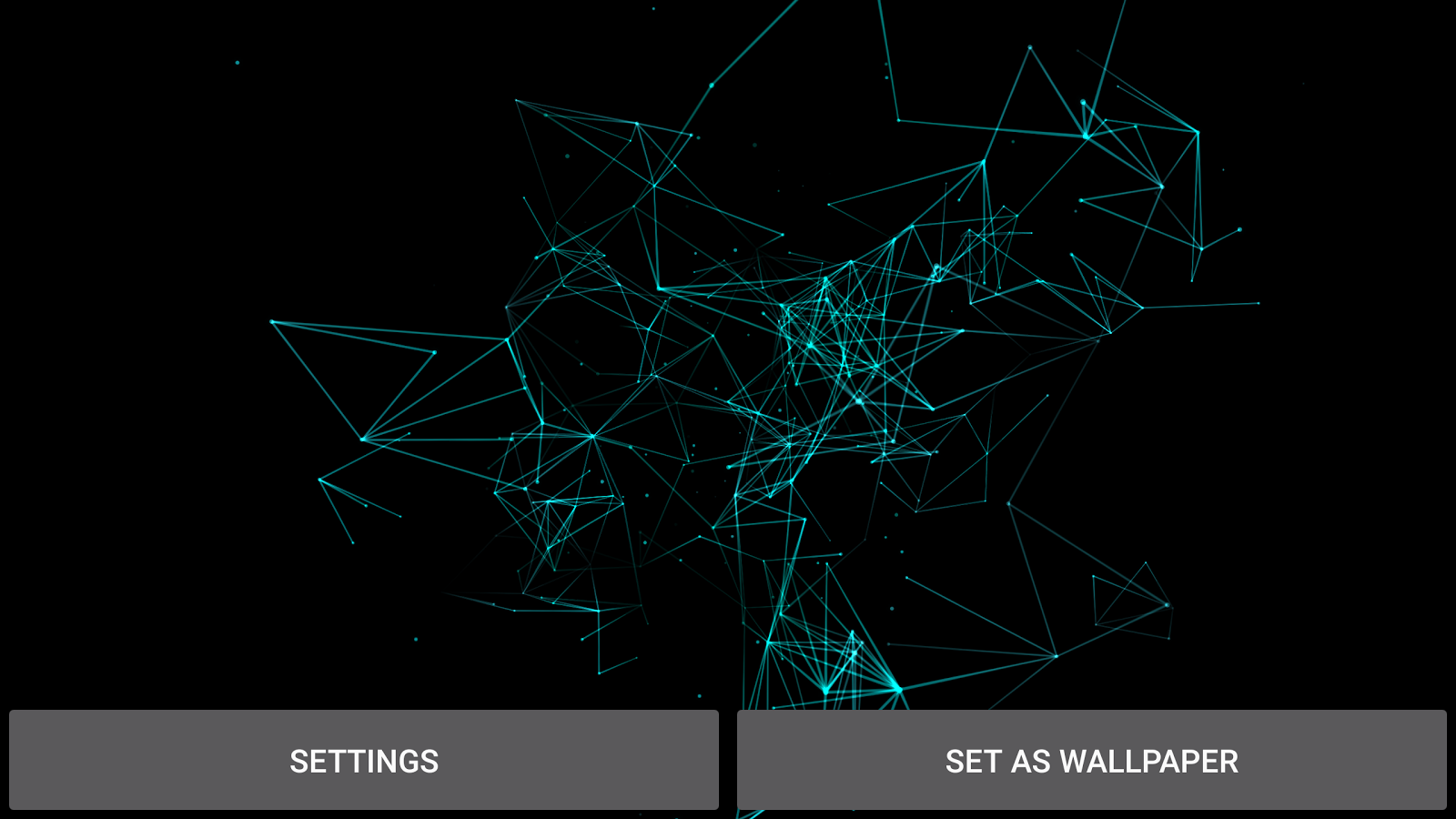 Particle Plexus Live Wallpaper Screenshot 10