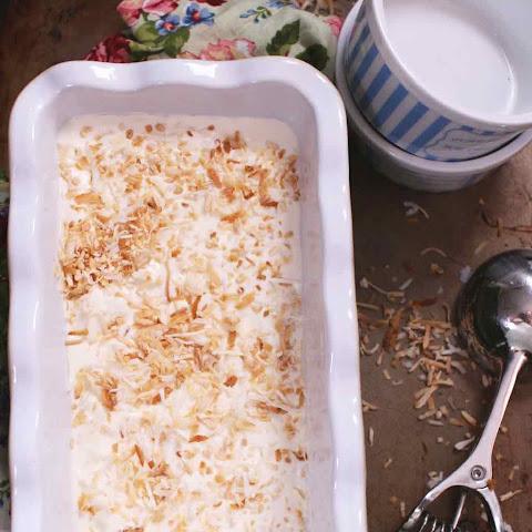 Coconut Ice Cream Recipe   Yummly
