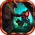Danger Runner 3D Bear Dash Run 1.5 Apk