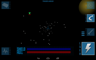 Screenshot of Starband Space Trading Game