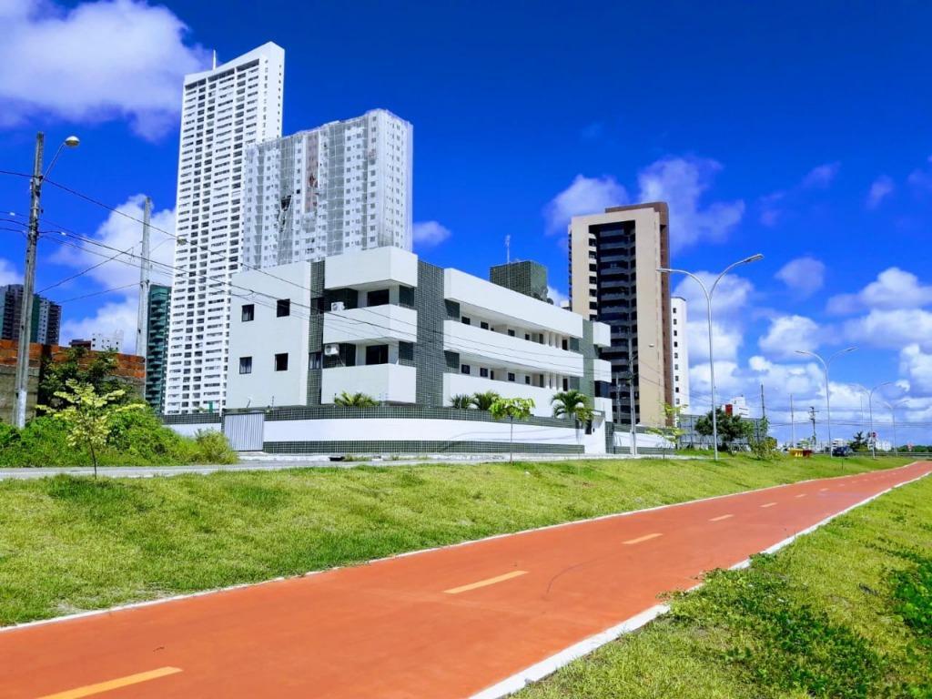 Apartamento com 3 dormitórios à venda, 83 m² por R$ 270.000 - Bessa - João Pessoa/PB