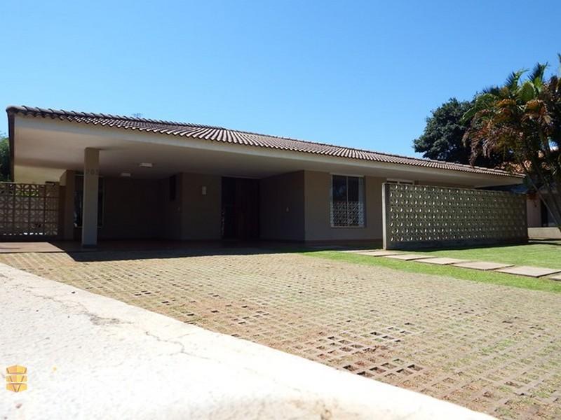 Casa residencial à venda, Conjunto B, Foz do Iguaçu.