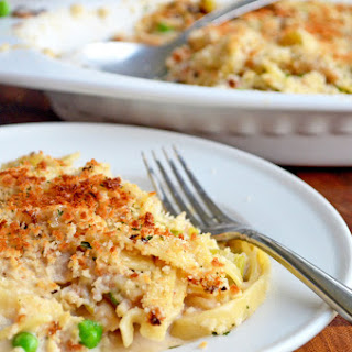 Stouffer's Copycat Escalloped Chicken & Noodles