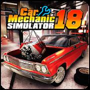 Car Mechanic Simulator 18 1.1.5 Icon