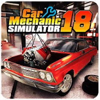 Car Mechanic Simulator 18 For PC
