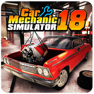 Car Mechanic Simulator 18 app for android