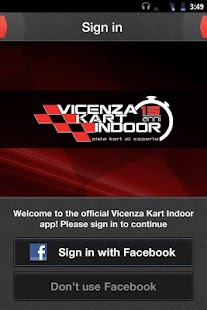 Vicenza Kart Indoor - screenshot