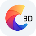 APK App C Launcher 3D - Android Theme, Live Wallpaper for BB, BlackBerry