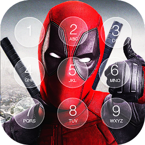 Deadpool Lock Screen For PC / Windows 7/8/10 / Mac – Free Download