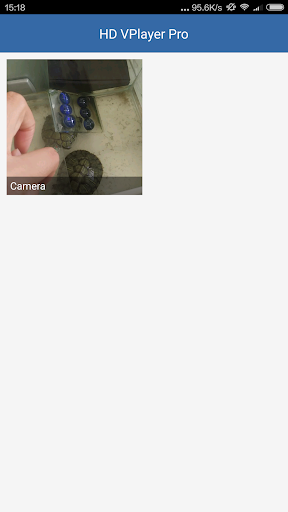 HD VPlayer Pro screenshot 1