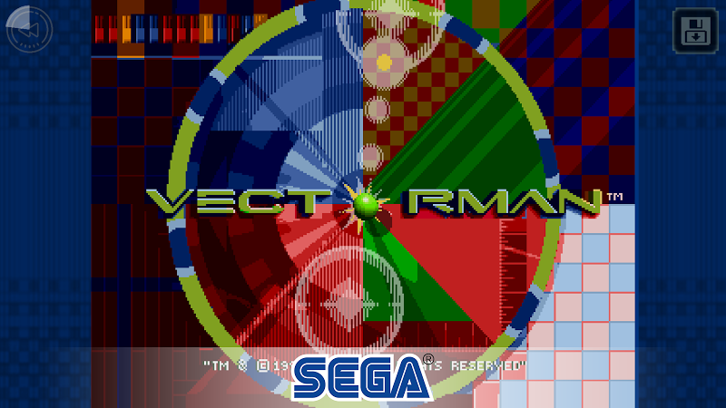 VectorMan Classic Screenshot 0
