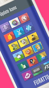Furatto Icon Pack v1.6.0 APK