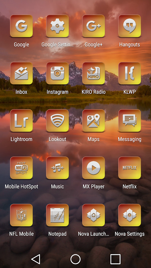 Bacca - Icon Pack Screenshot 3