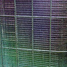 Radiator by Kaye Petersen - Abstract Patterns (  )