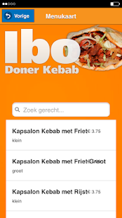 Ibo's Döner Kebab - screenshot