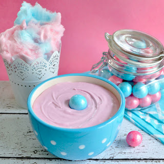 Cotton Candy Dip