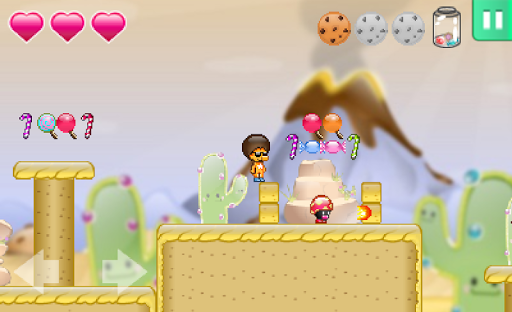 BetaMax - Cookie Desert - screenshot