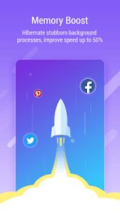 Rocket Clean(boost, clean, CPU cooler, game boost)