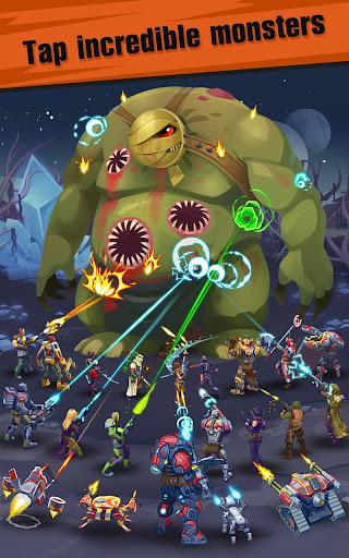 Evolution: Heroes of Utopia screenshot 1