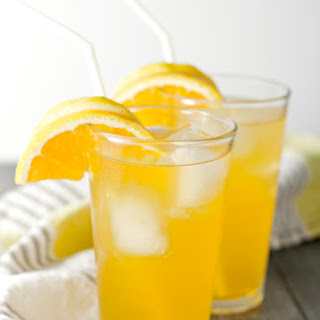 Orange Simple Syrup Drinks Recipes