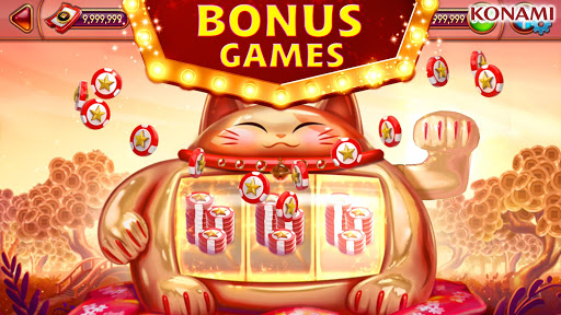 my KONAMI Slots - Free Vegas Casino Slot Machines screenshot 4