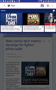 Fox News APK for Sony